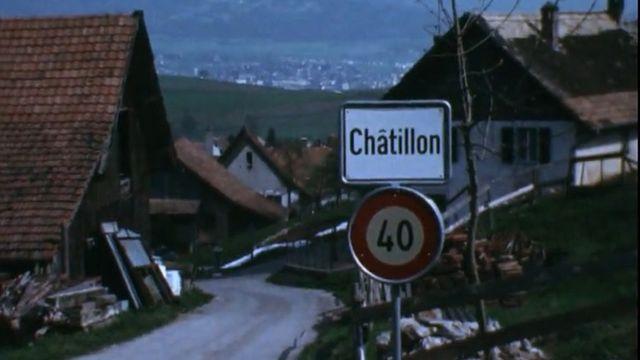 En direct de Châtillon [RTS]