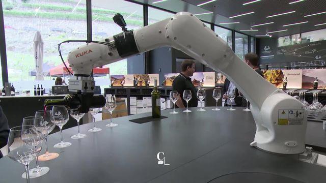 En Valais, Workshop 4.0 entend révolutionner l'utilisation de la robotique [RTS]