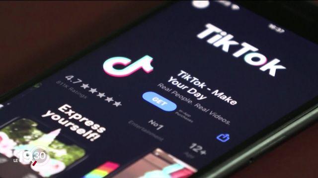 Le réseau social chinois Tik Tok annonce qu'il renonce à vendre ses activités aux Etats-Unis, privilégiant un partenariat [RTS]