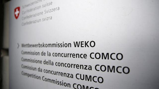 La Commission de la concurrence enquête sur un géant de la facturation. [Peter Klaunzer - KEYSTONE]