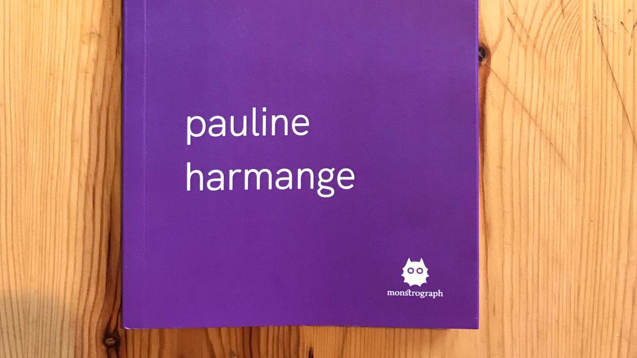 """Couverture du livre """"Moi les hommes, je les detestes"""" de Pauline Harmange. [monstrograph]"""