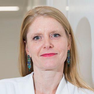 Solange Peters, cheffe du service d'oncologie médicale du CHUV. [Cyril Zingaro - Keystone]