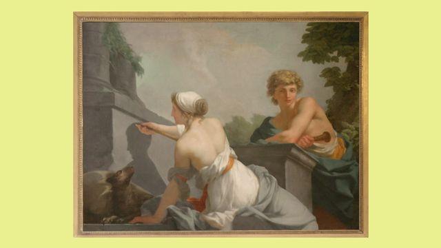 Les histoires de l'art - Le portrait [RTS]