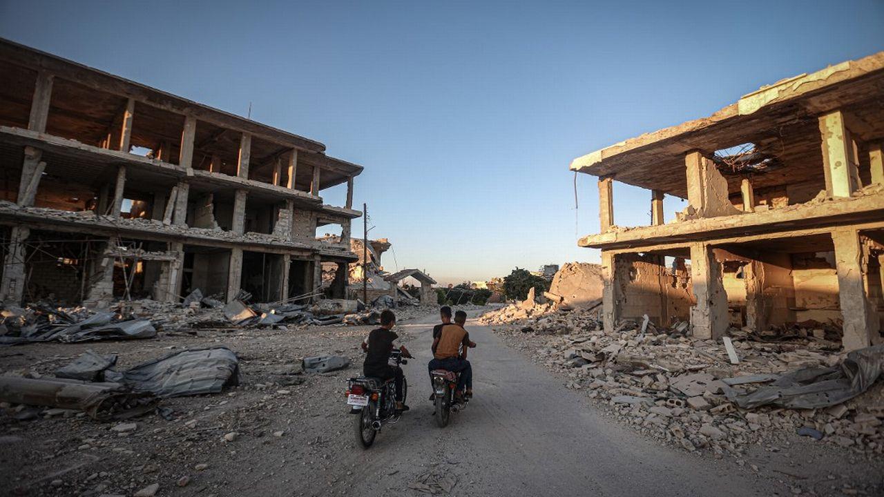 Les actes ciblés comme les assassinats, les tortures, les violences sexuelles ou les pillages à caractère ethnique ont augmenté en Syrie de janvier à fin juin. [Muhammed Said - Anadolu Agency via AFP]