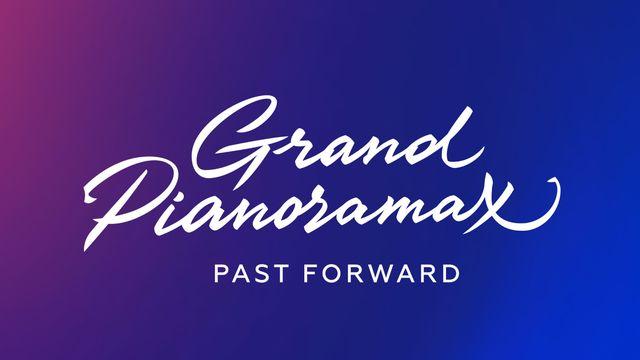 """Grand Pianoramax: """"Past Forward"""". [DR]"""