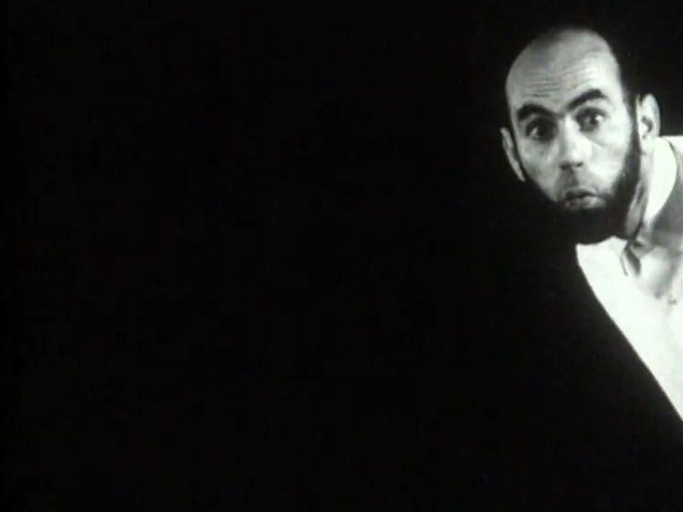 Samy Benjamin en 1964 [RTS]