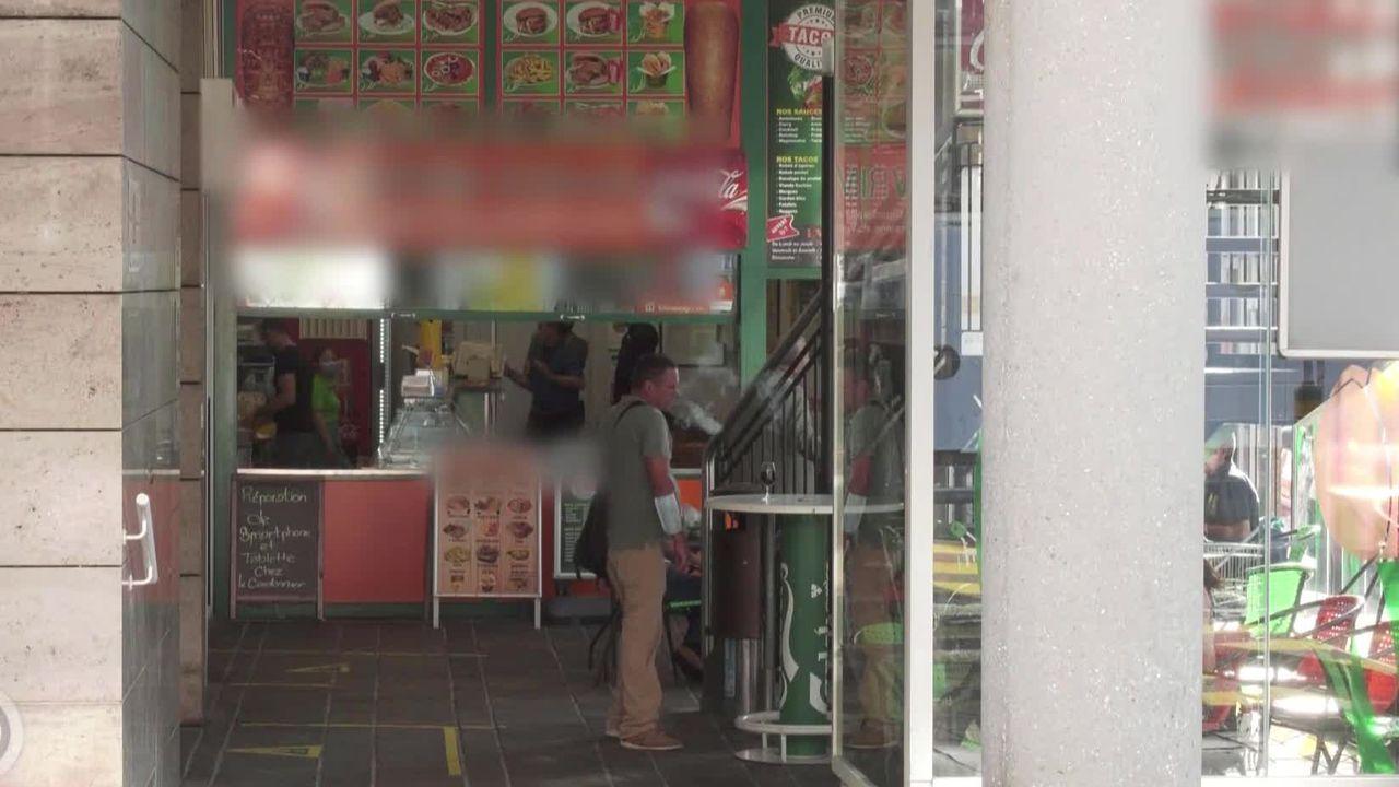 Le MPC s'est saisi de l'enquête de l'homicide survenu samedi soir dans un kebab de Morges. La piste terroriste n'est pas écartée [RTS]