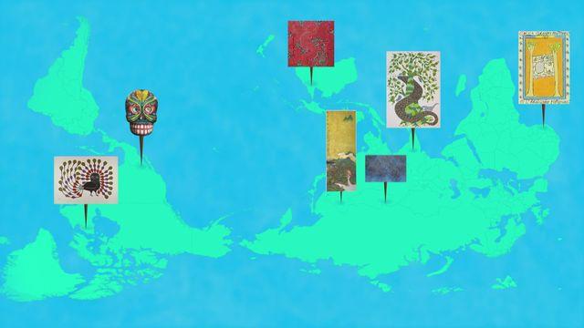 Les histoires de l'art - Les histoires de l'art du monde entier [RTS]