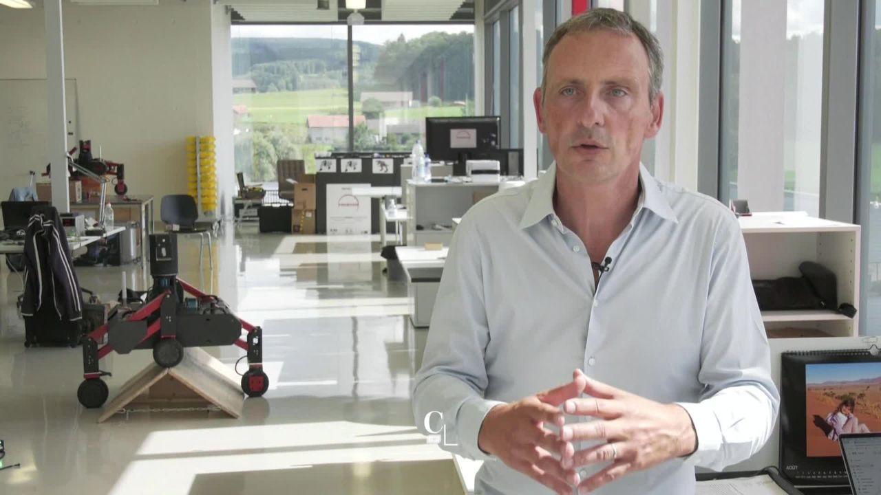 Une start-up de Villaz-Saint-Pierre développe un robot autonome multi-tâches. [RTS]
