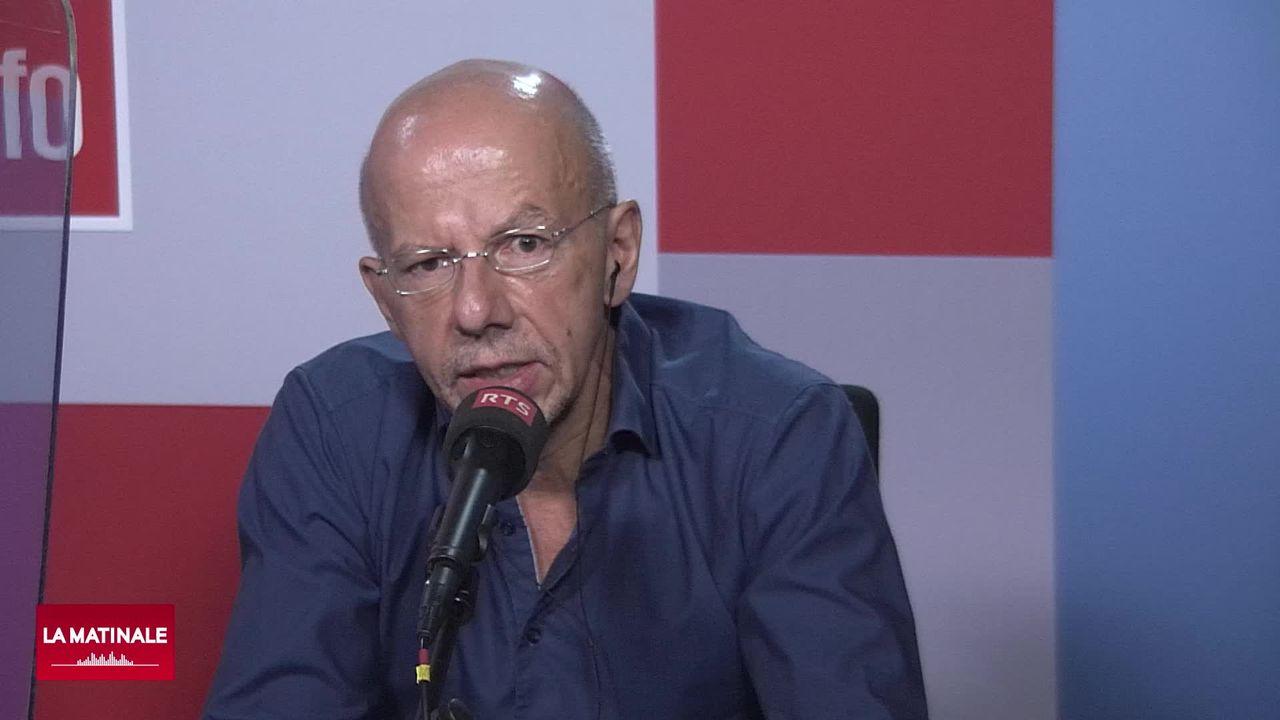 Panteleimon Giannakopoulos explique la différence entre un terroriste et un malade psychique (vidéo) [RTS]