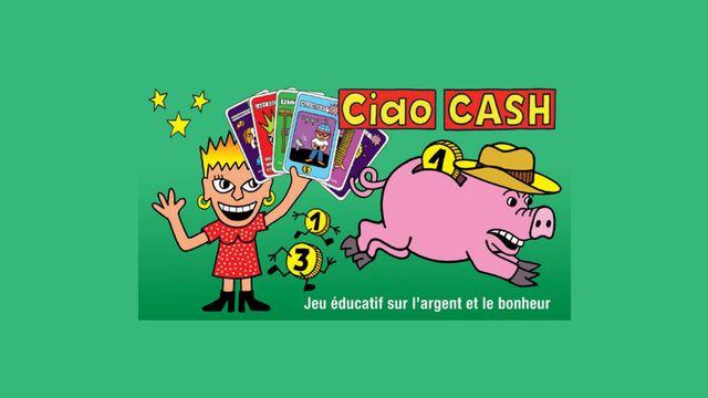 Ciao cash, un jeu de cates d'iconomix qui permet de parler d'un sujet tabou, l'argent. [iconomix.ch - BNS]