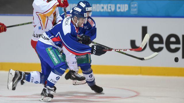 Une situation compliquée pour les Tessinois. Et pour le hockey suisse dans son ensemble? [Paolo Gianinazzi - Ti-Press]