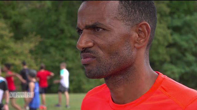 Course de fond: Tadesse Abraham ambassadeur et coach d'une équipe de réfugiés, THSN Refugee Team [RTS]