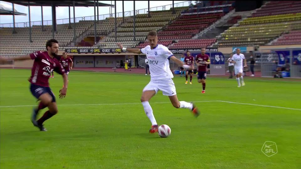 Football: Grand format, Lausanne - Servette [RTS]