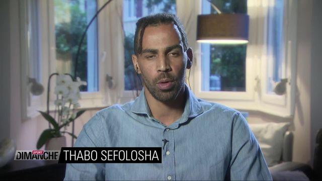 Basketball: portrait de Thabo Sefolosha [RTS]