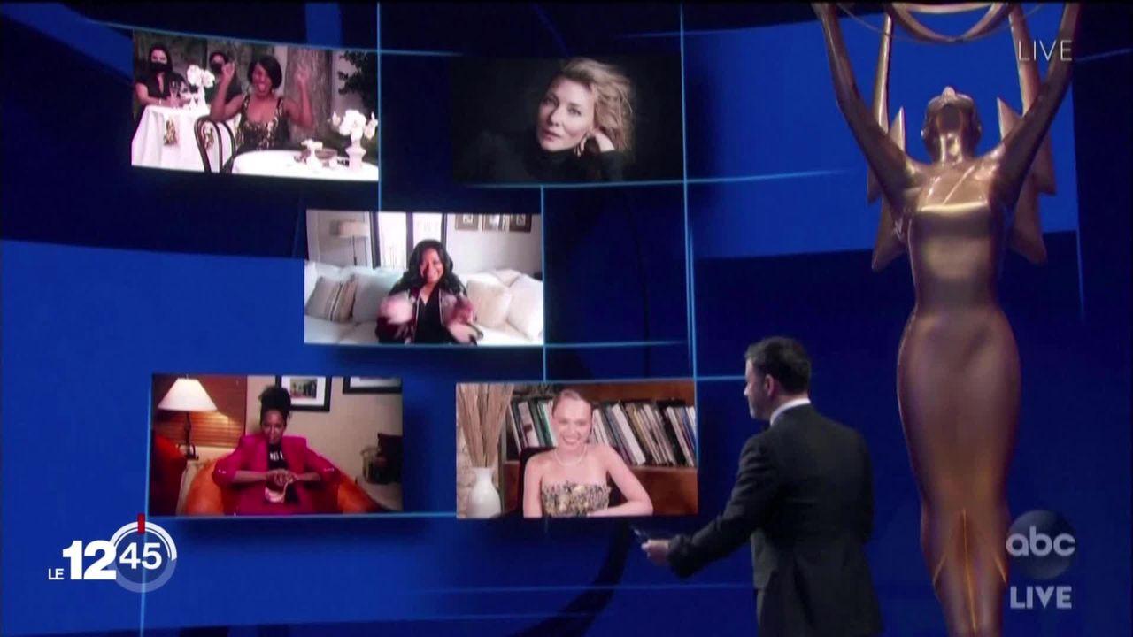 Emmy Awards: une cérémonie sans tapis rouge et 100% virtuelle [RTS]