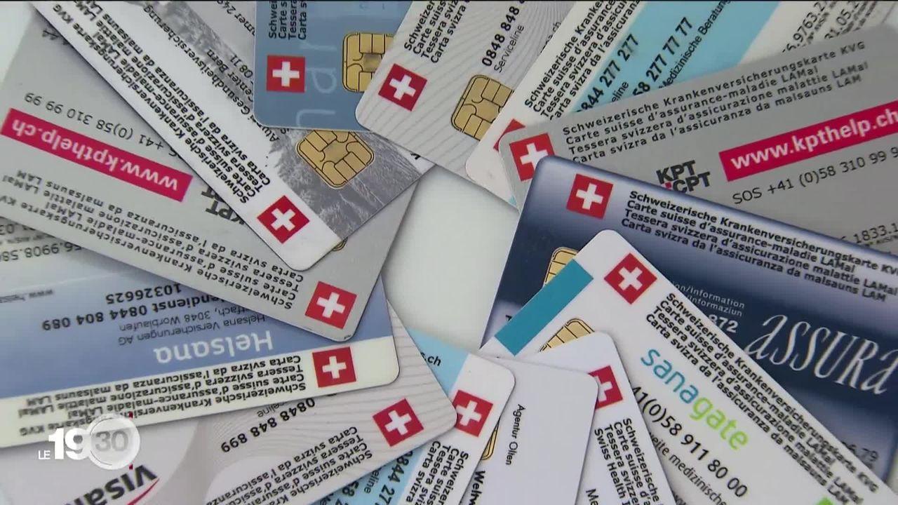 Assurance maladie: des primes en continuelle augmentation [RTS]