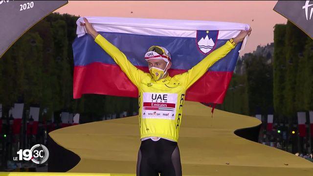 Tour de France: soupçons de dopage après le doublé slovène [RTS]