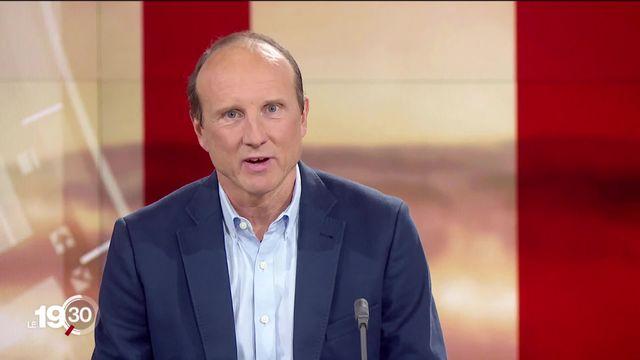 """Pascal Thurnherr: """"les mêmes soupçons touchent chaque année le vainqueur et les meilleurs du Tour de France."""" [RTS]"""