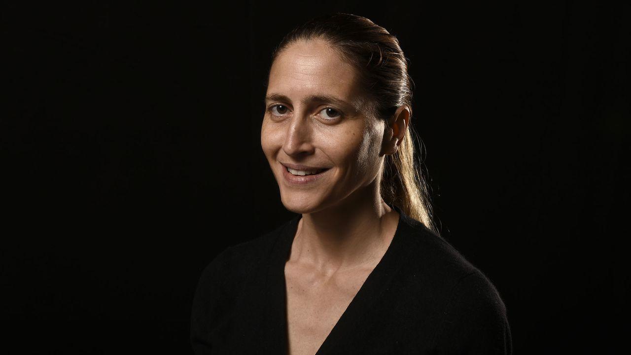 Cynthia Fleury, philosophe et psychanalyste française. [Lionel Bonaventure - AFP]