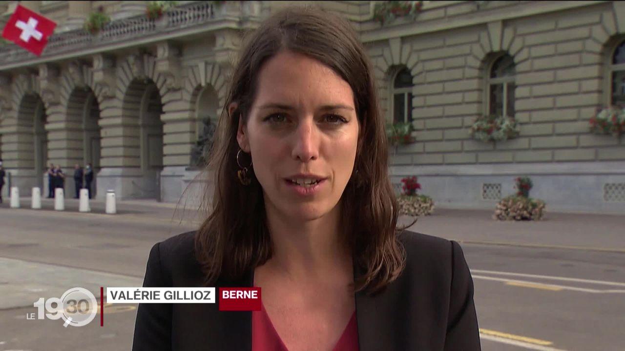 Les Chambres fédérales ont finalisé la nouvelle loi sur le CO2 [RTS]
