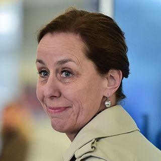 Fabienne Keller, eurodéputée. [Christophe Archambault - AFP]