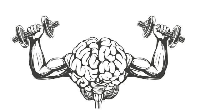 Le sport est bon pour le cerveau. VladisChern Depositphotos [VladisChern - Depositphotos]