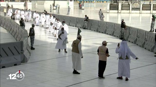 Coronavirus: le grand pèlerinage à la Mecque en version très réduite [RTS]