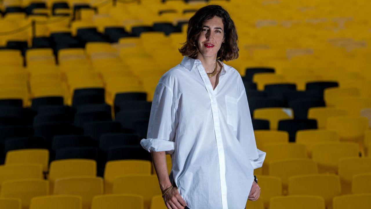 La directrice artistique du Festival du Film de Locarno, Lili Hinstin. [Samuel Golay - Locarno Film Festival]