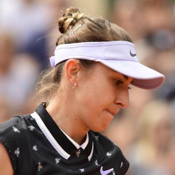 Roland-Garros: Belinda Bencic forfait