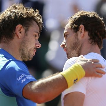 Roland-Garros: un choc Stan Wawrinka – Andy Murray au 1er tour