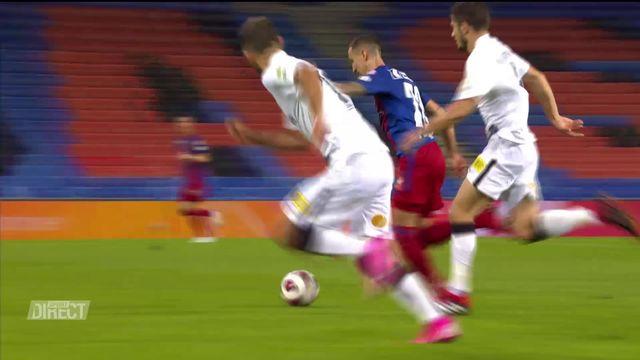 Qualifs, Bâle – Anorthosis (3-2): Bâle se fait peur mais passe en barrages [RTS]