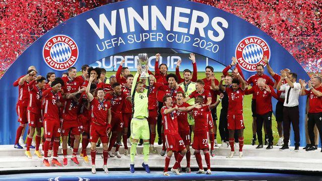 Le Bayern remporte pour la 2e fois la compétition. [Bernadett Szabo - Keystone]