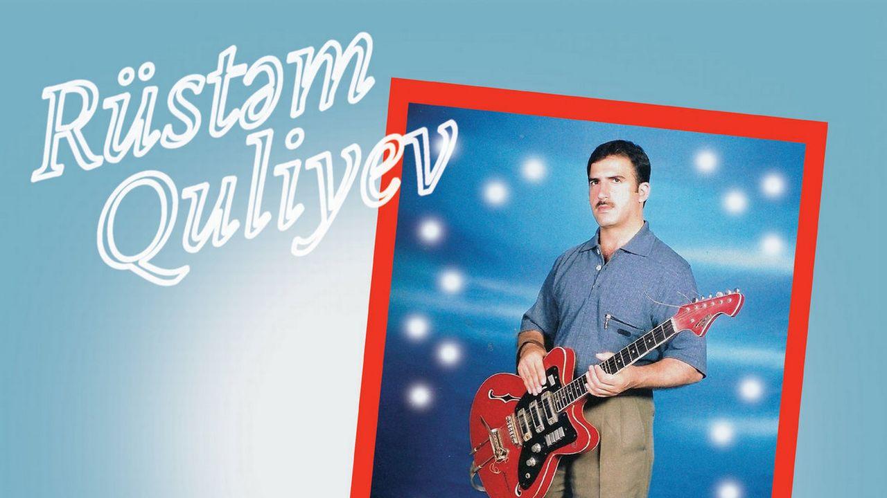 """Rüstəm Quliyev, """"Azerbaijani Gitara"""". [rustemquliyev.bandcamp.com/]"""