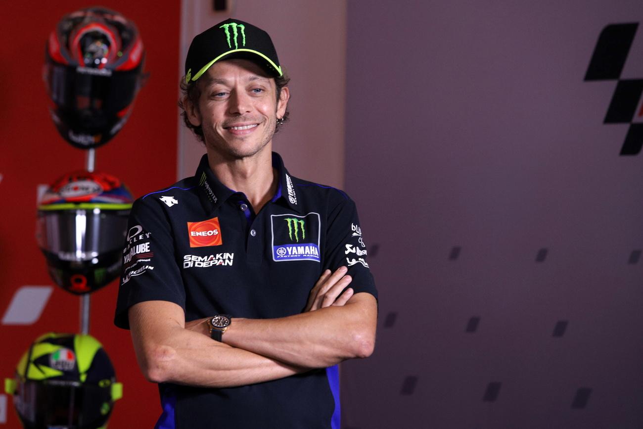 Moto: Valentino Rossi pilotera en 2021 pour Yamaha-SRT