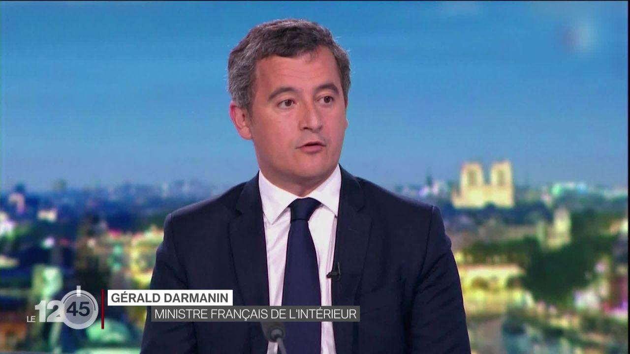 Attaque à Paris:  un acte de terrorisme islamiste selon le ministre français de l'intérieur Gérald Darmanin. [RTS]