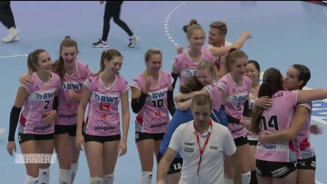 Volley féminin: Supercup [RTS]