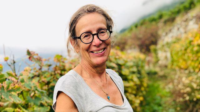 Sur les pas de Marie-Thérèse Chappaz [Karine Vasarino - RTS]