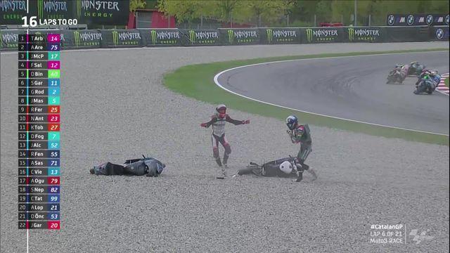GP de Russie (#7), Moto3: victoire de Darryn Binder (RSA) [RTS]