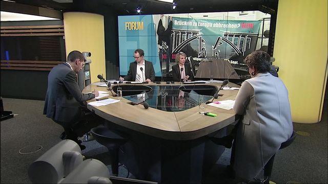 La Suisse refuse l'initiative de limitation de l'UDC: réactions et décryptage [RTS]