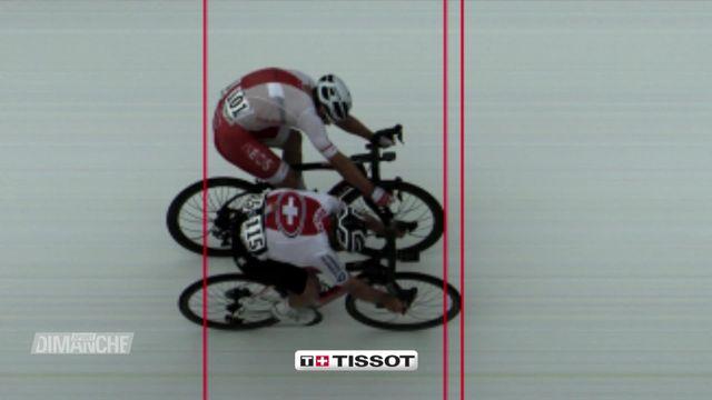 Cyclisme: Mondiaux d'Imola [RTS]