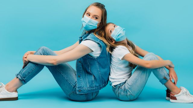 Les adultes et les enfants sont égaux face au coronavirus. VitalikRadko Depositphotos [VitalikRadko - Depositphotos]