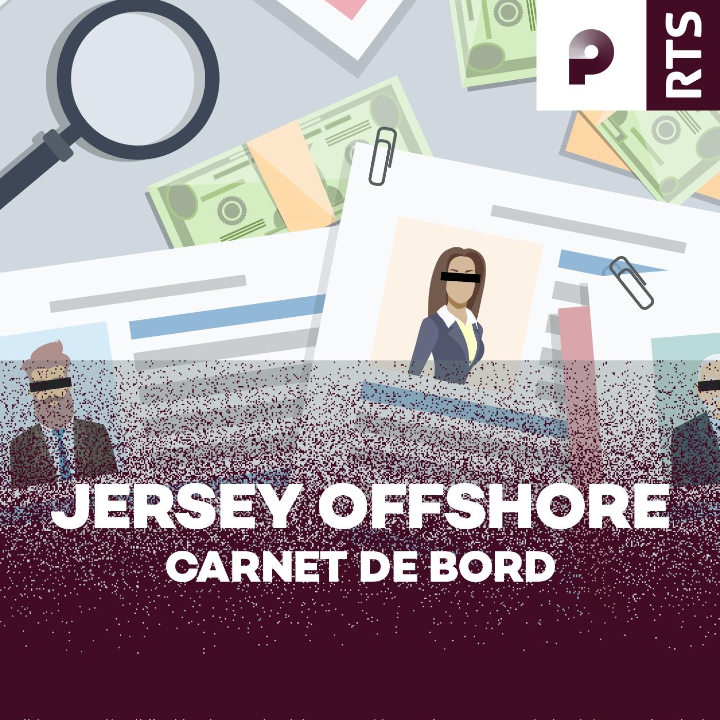 Jersey Offshore : carnet de bord [RTS]