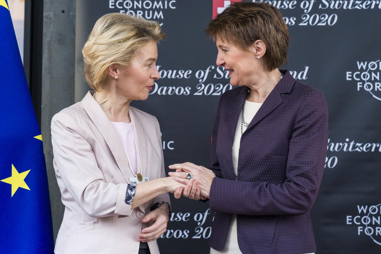 L#039;UE répète au Conseil fédéral qu#039;elle veut une signature rapide de l#039;accord-cadre