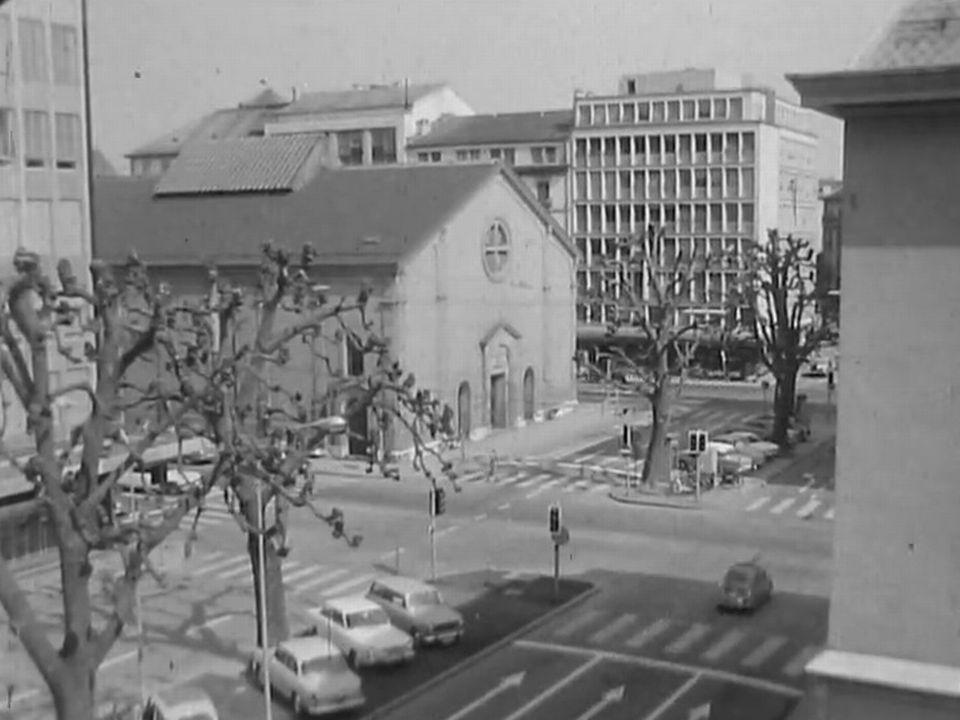 Salle de la Réformation à Genève