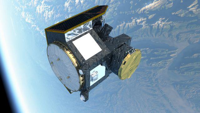 Le télescope Cheops a permis une première publication scientifique. [ATG medialab - EUROPEAN SPACE AGENCY]