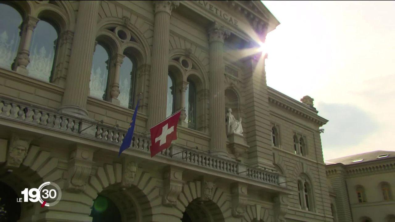 Après le rejet de l'initiative de limitation, l'accord-cadre avec l'Europe remonte au sommet de l'agenda du Conseil fédéral [RTS]