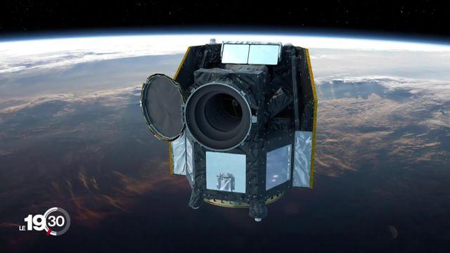 Le téléscope spatial suisse Cheops a produit des images de l'une des exoplanètes les plus extrêmes connues [RTS]