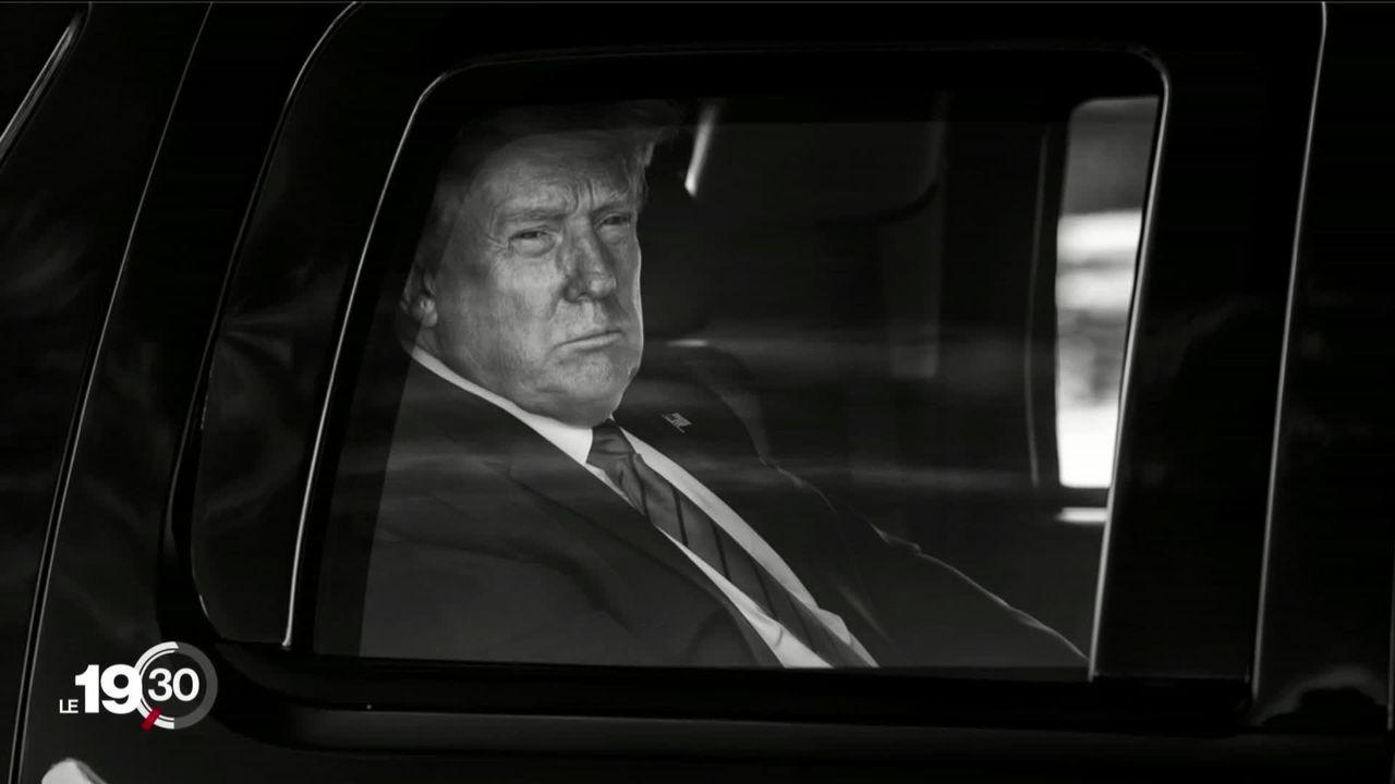 Présidentielle américaine: le New York Times publie 20 ans de données fiscales concernant Donald Trump à 2 jours du grand débat [RTS]