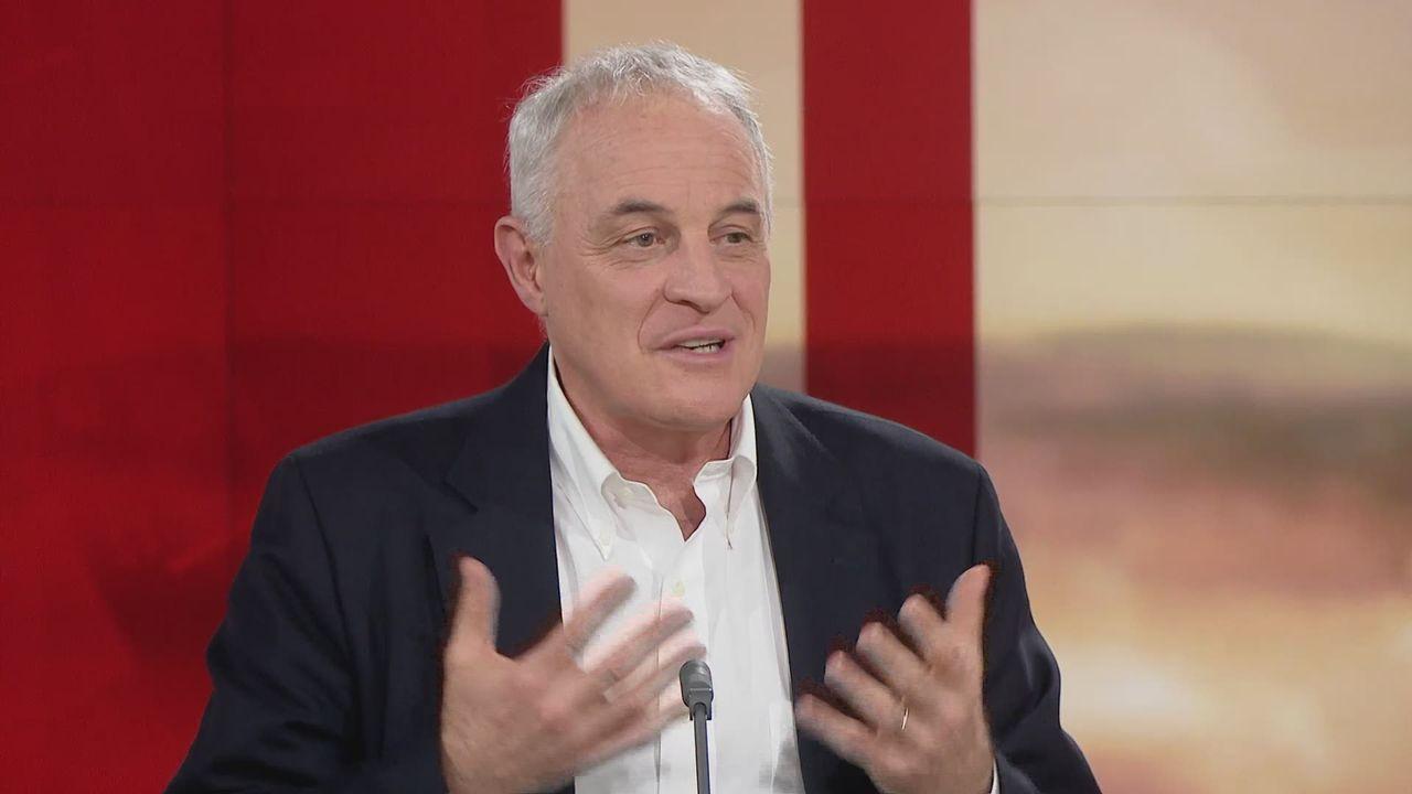 Didier Pittet, épidémiologiste et chef du service de prévention et contrôle de l'infection aux HUG. [RTS]